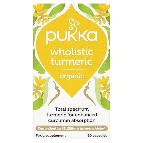 Pukka - Wholistic Turmeric - 18.6g
