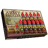 The Army Painter | Quickshade Washes Set | 11 Acryl Quickshade Farben | Für Wargames, Rollenspiel und Tabletop Miniatur Modellmalerei