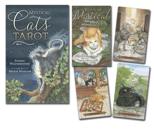 Mystical Cats Tarot (Tarot Cards) -