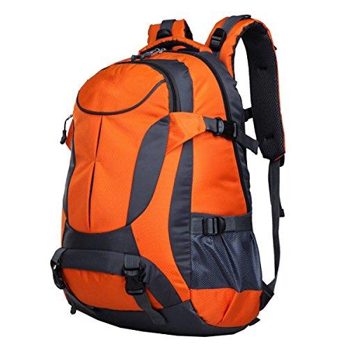 Zaino Escursionistico Xin Alpinismo Sport E Tempo Libero Campeggio Viaggi Escursioni Zaino Multifunzionale All'aperto. Multicolore Red
