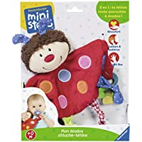 Ravensburger - 04708–MinistepsToddler My Comforter/Soother with Dummy Attachment
