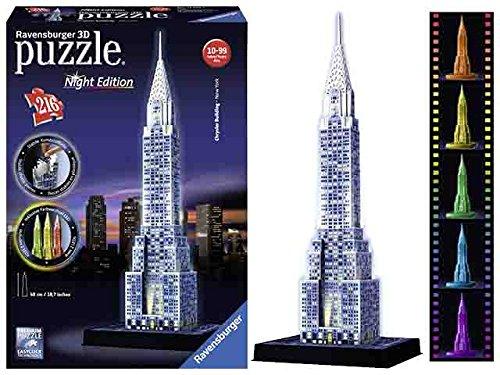 ravensburger-12595-ravensburger-12595-3d-puzzle-chrysler-building-night-light
