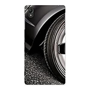 Special Premier Car Beautiful Back Case Cover for Sony Xperia Z2