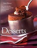 Telecharger Livres Desserts (PDF,EPUB,MOBI) gratuits en Francaise