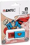 EMTEC Click 8 GB USB 2.0 Flash Drive, Su...