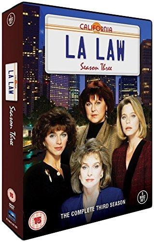 LA Law - Season 3 [DVD] [UK Import]
