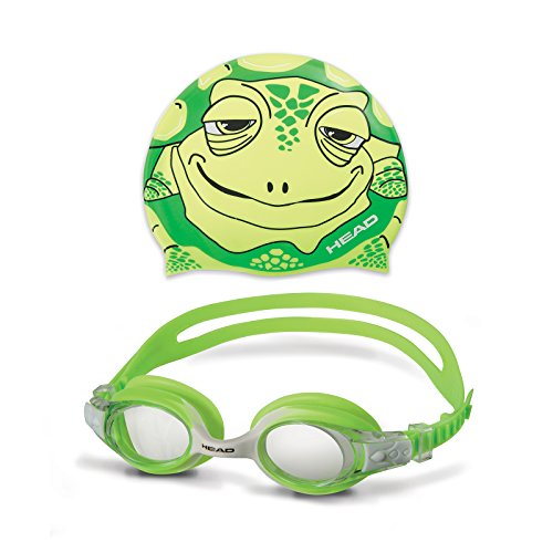 HEAD Set Meteor Character–Schwimmbrille Unisex, Unisex – Erwachsene, Set Meteor Character,...