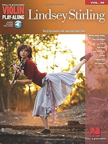 Violin Play-Along: Volume 35: Lindsey Stirling (Hal Leonard Violin Play Along)