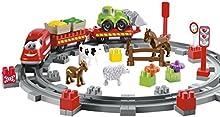 Smoby - Tren de la granja abrick (3068)