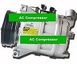 Gowe Auto AC Kompressor für Volvo Riemenscheibe PV5Für Auto Volvo XC70V70S803078044331305833360003313600045636002425
