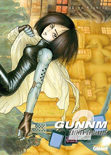 Gunnm - Édition originale - Tome 02 par Yukito Kishiro
