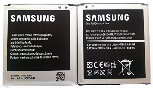 Original Samsung Galaxy S4 Akku B600BE EB-B600BE Batterie S IV i9500 i9505 Accu (Akku Für S4)