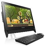 Lenovo C20 19.5 inch Full HD All-in-One Desktop (Intel Celeron N3050, 4 GB RAM, 500 GB HDD, Intel HD Graphics Card, Windows 10) - Black Bild 7