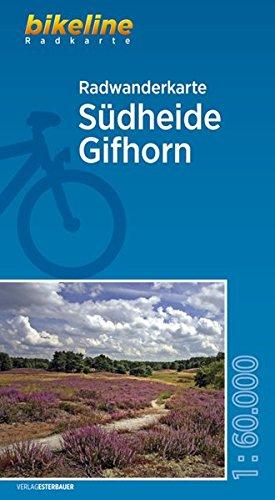 Sudheide Gifhorn Walking Map 2015 por Esterbauer Verlag