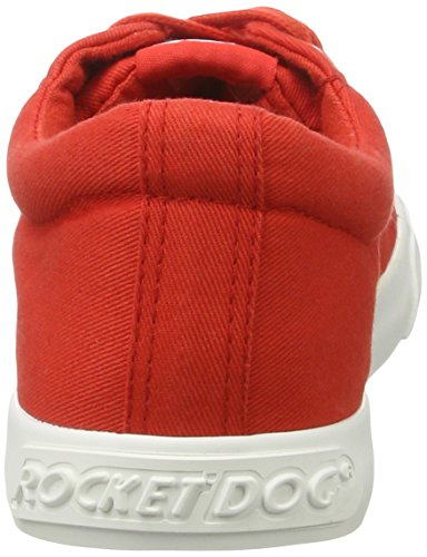 Rocket Dog Campo, Basses femme Rot (Red)