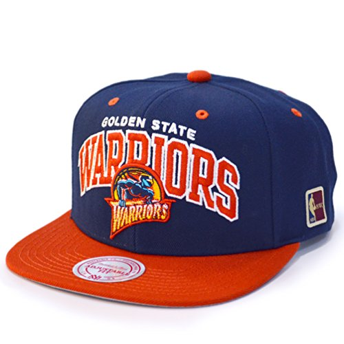san francisco 24670 a41a3 Mitchell   Ness Snapback Cap - HWC Golden State Warriors