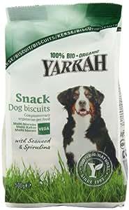 Yarrah Bio Hundesnack Multi Kekse, 500 g, 2er Pack (2 x 500 g)