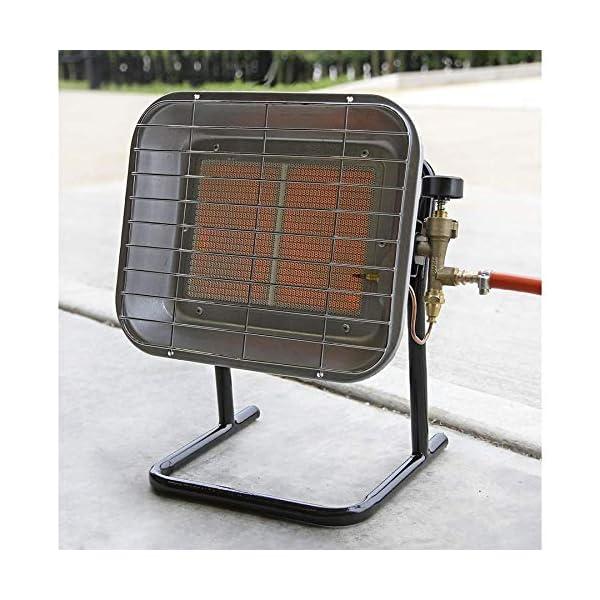 Sealey LP14 9,200-17,000Btu/hr Propane Heater 2