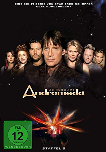 Andromeda - Staffel 5 [6 DVDs]
