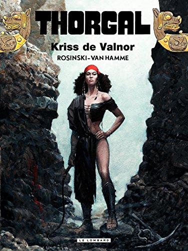 Thorgal - Tome 28 - Kriss de Valnor par Van Hamme
