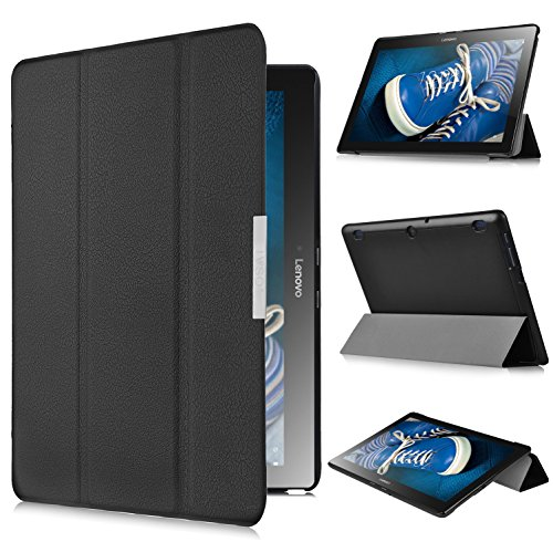 lenovo-tab-2-a10-30f-case-ivso-slim-smart-cover-case-for-lenovo-tab-2-a10-30f-101-inch-tablet-black