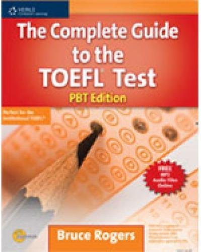 Complete Guide to the TOEFL (R) Test (Exam Essentials)