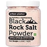 #6: Urban Platter Black Rock Salt Powder, 1.25kg