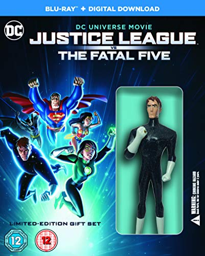 Picture of Justice League: Fatal Five [Blu-ray] [2019]