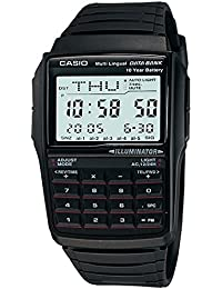 Casio Collection – Reloj Unisex Digital con Correa de Resina – DBC-32-1AES