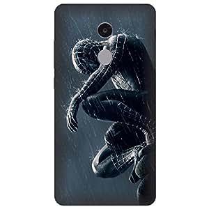 Saviyo Spiderman 3 Hard Polycarbonate Designer Back Case Cover for Xiaomi Redmi Note 4