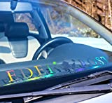 Edelrost Fronscheibenaufkleber Auto Aufkleber Krone Selfmade Tuning Kult Style Sticker VAG OEM JDM MK Decal CAR New