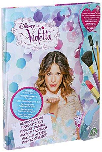 Linea Gig diario make - up di violetta