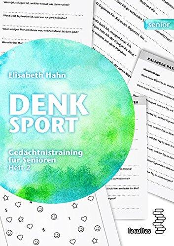 Denksport: Gedächtnistraining für Senioren, Heft 2 (facultas senior)