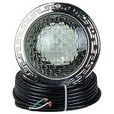 Best Pentair Pool Lights - Pentair 78458100 Amerlite 120V 500 Watt Underwater Swimming Review