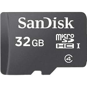 SanDisk microSDHC Card 32GB Mobile (SDSDQM-032G-B35N)