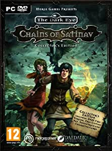 The Dark Eye: Chains of Satinav (PC DVD)