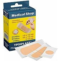 Pflaster Pflasterstrips Wundpflaster YPSIPLASTvon Holthaus Medical, wasserfest, 1,9x7,2cm, 50 Stück preisvergleich bei billige-tabletten.eu