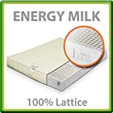 Energy Milk Materasso 100% Lattice...