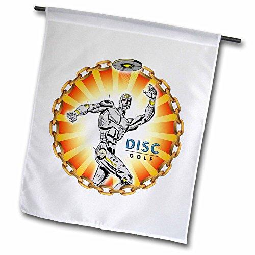 1Roboter Thrower 2A Mechanische Roboter Wirft Frisbee Spielen Disc Golf Garten Flagge, 12von 18 (Frisbees In Der Masse)