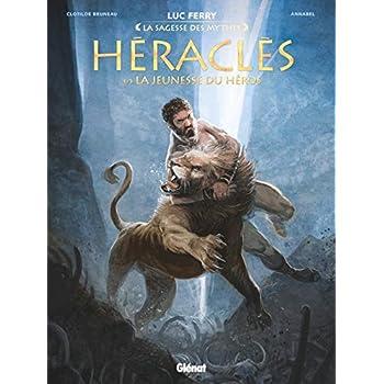 Héraclès - Tome 01: La Jeunesse du héros