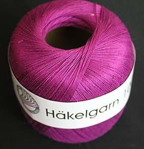 Häkelgarn 100 Gründl Wolle Baumwolle 100 g Farbe 133