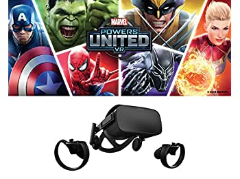 Oculus Marvel Powers United VR Special Edition Rift + Touch (Limited Edition)