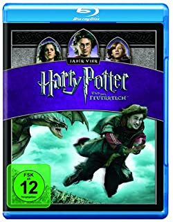 Harry Potter und der Feuerkelch (+ Digital Copy) [Blu-ray]