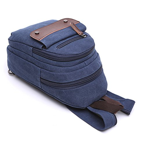 cd4a65a177342 ... Outreo Rucksäcke Damen Backpack Vintage Rucksack Klein Freitag Tasche  Designer Schöne Schultaschen Mädchen Daypack für Sport ...