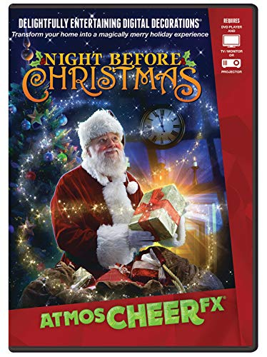 AtmosCHEERfx Night Before Christmas Digital Decoration