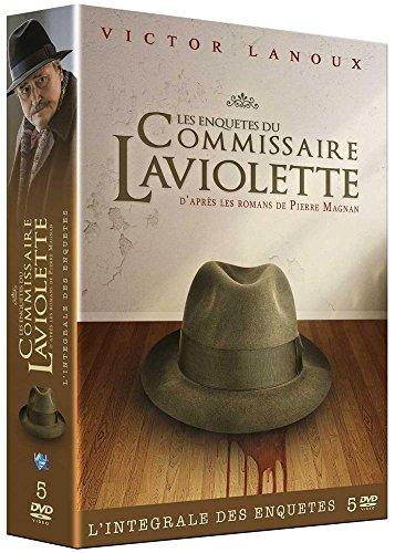 Les Enquêtes du Commissaire Laviolette - L'intégrale - Coffret DVD