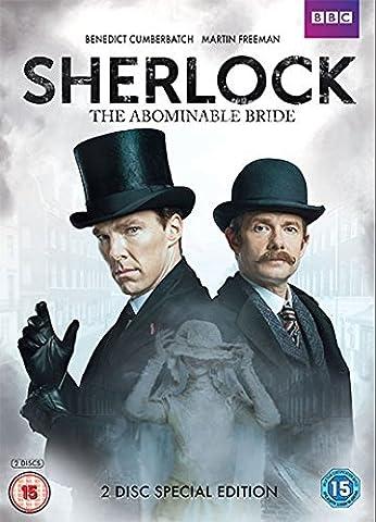 Sherlock – The Abominable Bride [2 DVDs] [UK Import]