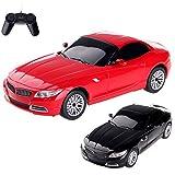 BMW Z4 - original RC ferngesteuertes Lizenz-Fahrzeug im Original-Design, Modellauto Maßstab, Ready-to-Drive, Auto inkl. Fernsteuerung