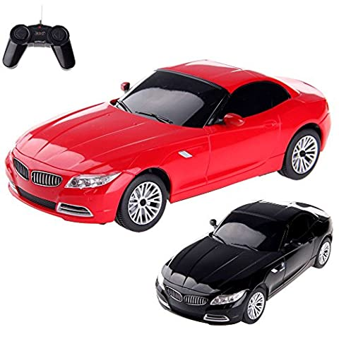 BMW Z4 - original RC ferngesteuertes Lizenz-Fahrzeug im Original-Design, Modellauto Maßstab, Ready-to-Drive, Auto inkl. (Bmw Z3 Z4)