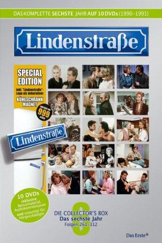 Lindenstraße - Das komplette 6. Jahr (Ltd. Edition mit Kühlschrankmagnet, 10 DVDs)